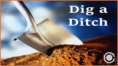 Campmeeting 2016: Dig a Ditch