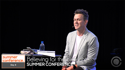 Summer Conference 2017: Day 4