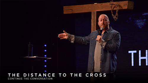 The Distance to the Cross - CTC