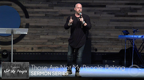 Those Are Not My People: Belong