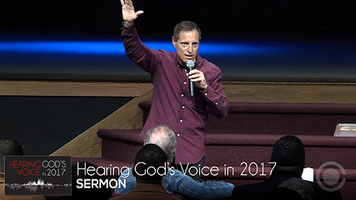 Hearing God's Voice in 2017