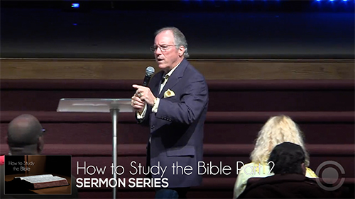 How to Study Bible Part 2