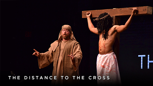 The Distance to the Cross